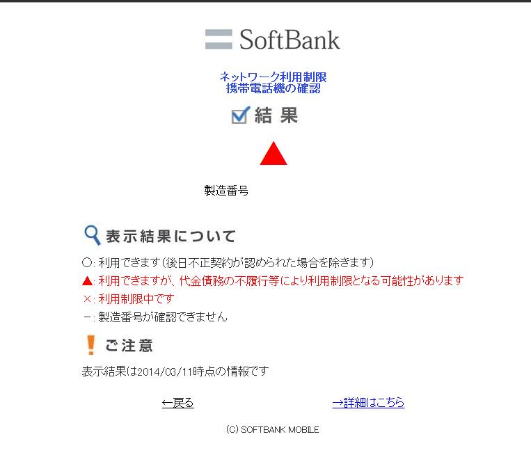 利用 制限 ネットワーク