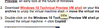 Parallels Desktop 10にWindows 10 Technical Previewをインストールする
