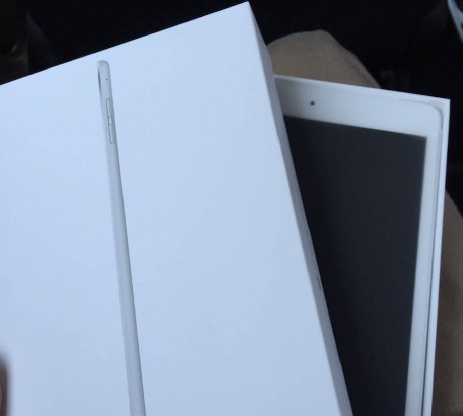 Apple iPad mini 4 Cellularモデルを手に入れた!