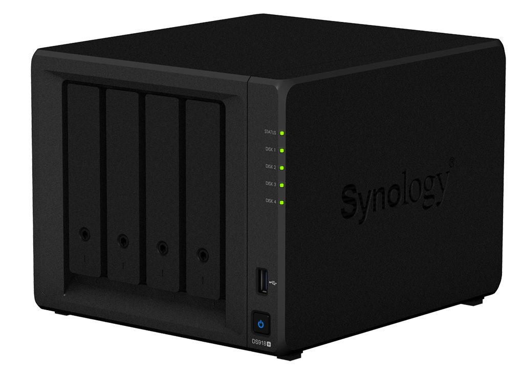 もはやNASというより一台のPC、SynologyのDS918+を買った